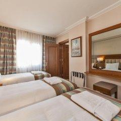 Отель BEKDAS DELUXE 4* Стандартный семейный номер с двуспальной кроватью фото 15