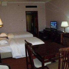 Beijng Jingu Qilong Hotel 3* Стандартный номер с различными типами кроватей фото 3
