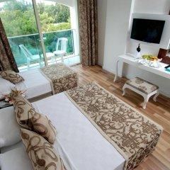 Maya World Hotel 4* Стандартный номер с различными типами кроватей фото 2