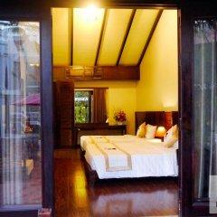 Отель Hoi An Phu Quoc Resort 3* Номер Делюкс с различными типами кроватей фото 9