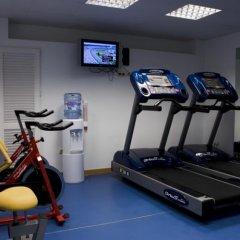 Отель La Venta del Mar фитнесс-зал фото 2