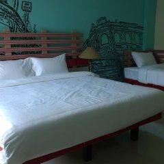 Отель The Pho Thong Phuket 3* Номер Делюкс разные типы кроватей фото 5