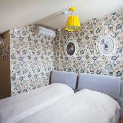 Biblioteka Boutique Hotel 3* Стандартный номер с различными типами кроватей фото 6