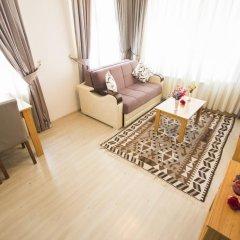 Апартаменты Feyza Apartments Студия Делюкс с различными типами кроватей фото 26
