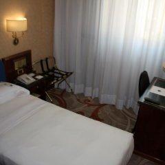 Отель UNAHOTELS Scandinavia Milano 4* Стандартный номер с различными типами кроватей фото 3