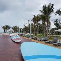 Отель Pranaluxe Pool Villa Holiday Home пляж