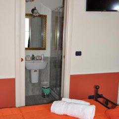 Отель Agriturismo San Michele Солофра ванная
