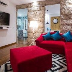 Отель Ribeira flats mygod 4* Апартаменты разные типы кроватей фото 18