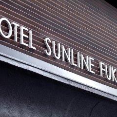 Отель Sunline Hakata Ekimae Хаката развлечения