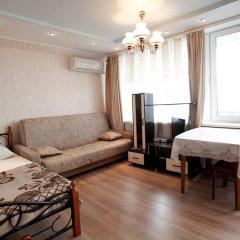 Апартаменты Оптима Апартаменты на Динамо комната для гостей фото 2