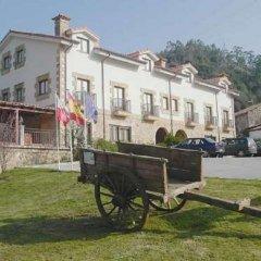 Отель Posada La Anjana 3* Стандартный номер с различными типами кроватей