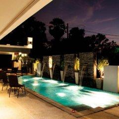 Отель Amin Resort Пхукет бассейн фото 3
