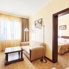 Гостиница Минск 4* Люкс с различными типами кроватей фото 4