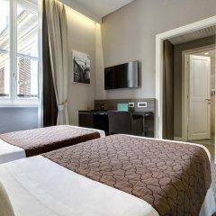 Отель Artemide 4* Номер Комфорт с 2 отдельными кроватями фото 4