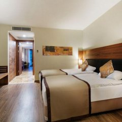 Отель Nirvana Lagoon Villas Suites & Spa 5* Стандартный номер с различными типами кроватей фото 10
