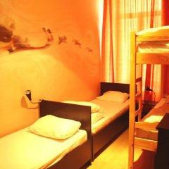 Хостел Бабушка Хаус Кровать в женском общем номере с двухъярусной кроватью фото 9