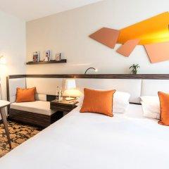 Radisson Blu Hotel, Paris Boulogne Стандартный номер