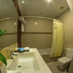 Bagan Landmark Hotel 4* Номер Делюкс с различными типами кроватей фото 4