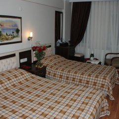 Grand Mark Hotel 3* Стандартный номер с различными типами кроватей фото 3