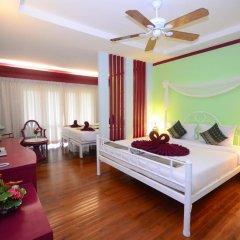 Отель Krabi Success Beach Resort 4* Улучшенный номер с различными типами кроватей фото 15