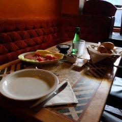 Отель Academus Cafe Pub & Guest House Вроцлав питание фото 2