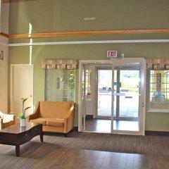 Отель Canadas Best Value Inn Langley Лэнгли спа