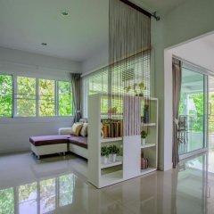 Отель Ocean Breeze House in Lamai Таиланд, Самуи - отзывы, цены и фото номеров - забронировать отель Ocean Breeze House in Lamai онлайн балкон