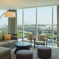 Sheraton Grand Hotel, Dubai 5* Апартаменты с различными типами кроватей