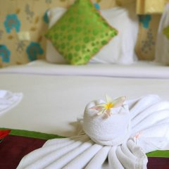 Отель Chaweng Park Place 2* Бунгало Делюкс с различными типами кроватей фото 28