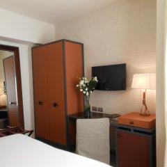 Отель Starhotels Michelangelo 4* Улучшенный номер с различными типами кроватей фото 9