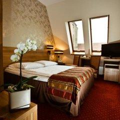 Duet Hotel 3* Стандартный семейный номер с разными типами кроватей фото 12
