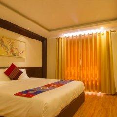 Freesia Hotel 4* Улучшенный номер с двуспальной кроватью