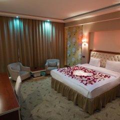 Grand Hotel 4* Стандартный номер с двуспальной кроватью фото 10