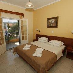 Corfu Perros Hotel комната для гостей фото 5