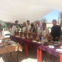 Отель Ksar Elkabbaba питание фото 2