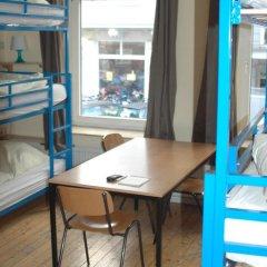 Buch-Ein-Bett Hostel Стандартный номер с двуспальной кроватью фото 13