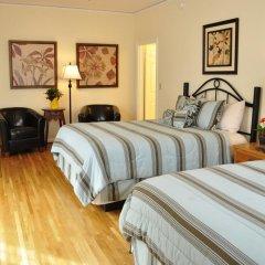 Отель The Eagle Inn 3* Стандартный номер с 2 отдельными кроватями фото 4