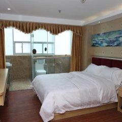 Отель Fangjie Yindu Inn 3* Номер Делюкс с различными типами кроватей фото 6