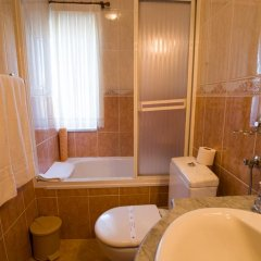 Hotel Estalagem Turismo ванная фото 2