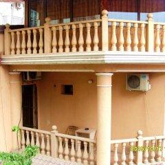 Отель Nitsa Стандартный семейный номер с двуспальной кроватью фото 2