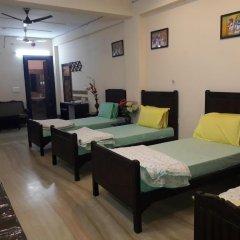 Отель Pearl Of Taj-Homestay 3* Стандартный номер с различными типами кроватей фото 2