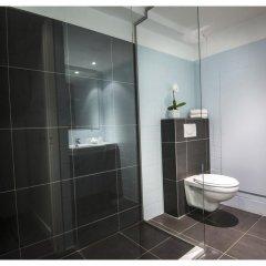 Отель Ter Streep Бельгия, Остенде - отзывы, цены и фото номеров - забронировать отель Ter Streep онлайн ванная фото 2