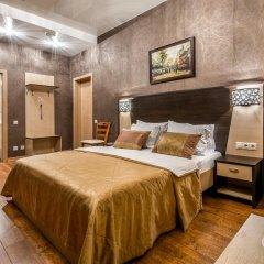 Гостиница Браво Люкс комната для гостей фото 5