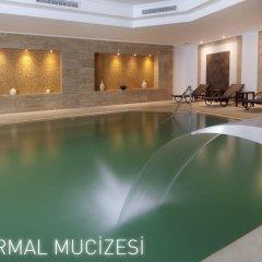 Ikbal Thermal Hotel & SPA Afyon 5* Стандартный номер с различными типами кроватей