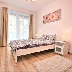 Апартаменты Corvin Apartment Budapest комната для гостей фото 5