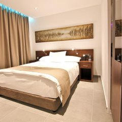 Achilleos City Hotel 2* Стандартный номер с различными типами кроватей фото 5