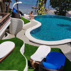 Отель Clear View Resort 3* Бунгало с различными типами кроватей фото 41