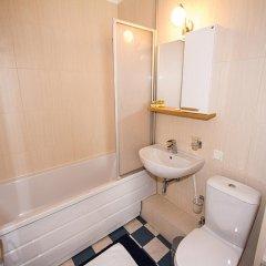 Отель Aparte Lux 3* Апартаменты с различными типами кроватей фото 9