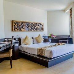 Отель Anyavee Tubkaek Beach Resort 4* Улучшенный номер с различными типами кроватей фото 5