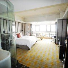 Shan Dong Hotel 4* Улучшенный люкс с различными типами кроватей фото 4
